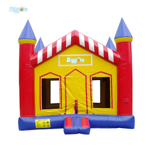 Bounce house inflatable bouncy castle jumping jumper bouncer for commercial use