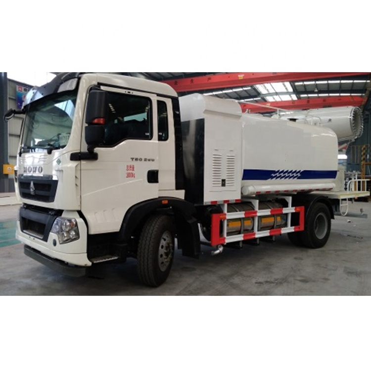 SEENWON Stainless Steel Water Tank Truck 14 Cubic for Sale (Foton chassis)