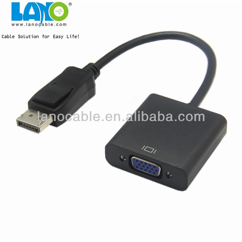 Big stock Male to female micro vga to usb adapter