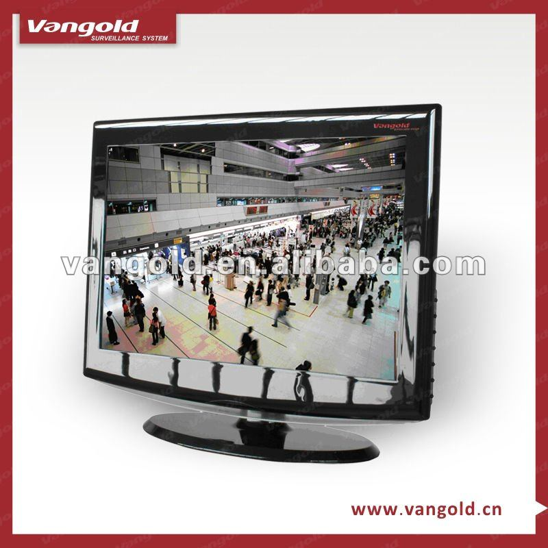 19'' Monitor with 4Ch Pentaplex Real Time Network DVR VG-H31904