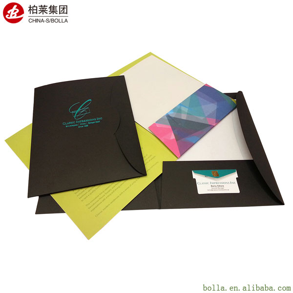 The Cheapest Guangzhou Clear Bus Ticket Folded Map A2 Poster Paper Book Logo Service Packaging Presentation Folder Printing