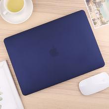 Для MacBook Pro Air Retina 11 12 13,3 2019 2020 Кристальный чехол для ноутбука Macbook Pro 13 15 16 Touch Bar 2019 A2159 A1989 A2141(Китай)