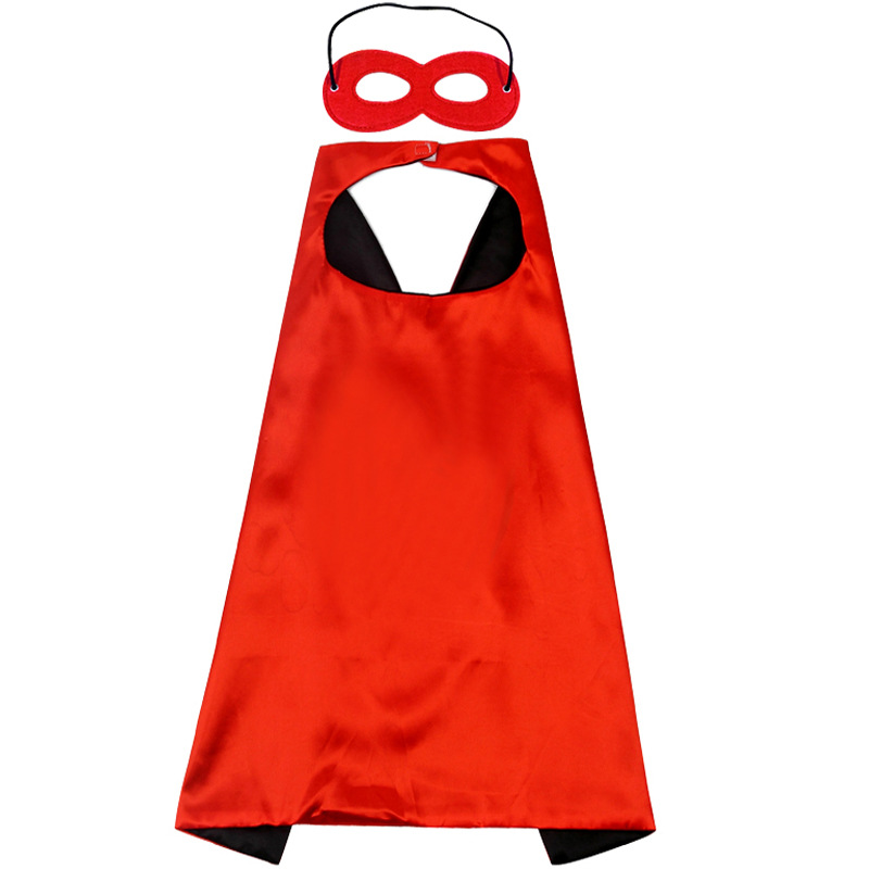 Wholesale Customized Adults <strong>Superhero</strong> <strong>Capes</strong> And Mask Set <strong>Kids</strong> <strong>Superhero</strong> Costumes