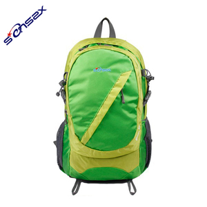 colorful hot sales nylon scooter backpack bag