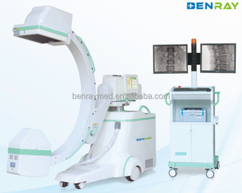 Br-ca1100 Mobile X Ray Machine C-arm Radiology Equipment Fluoroscopy Device  Factory - Buy Mobile X Ray Machine,C-arm Radiology Equipment,Fluoroscopy