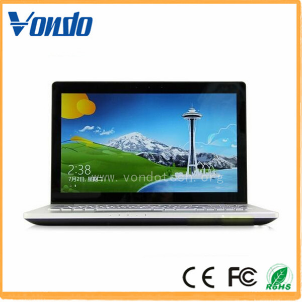 15.6 Inch Core i5 laptop Notebook 1TB HDD 4GB DDR3 Notebook Computer