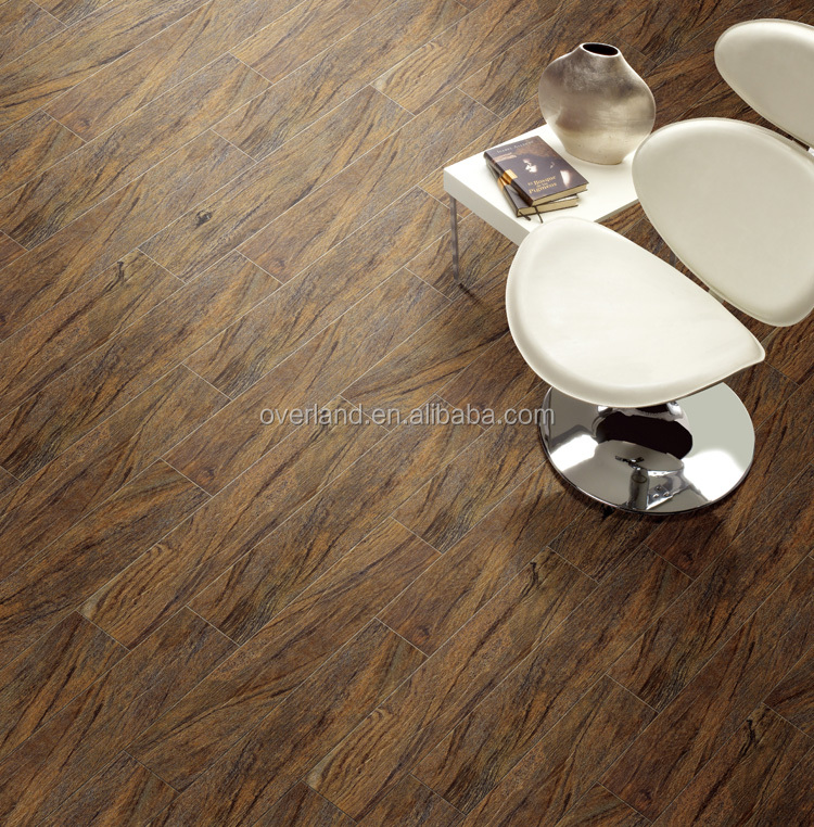Rectified Wood tile ceramic wall tiles