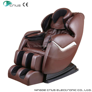 Kneading ball vibration buttock massage chair