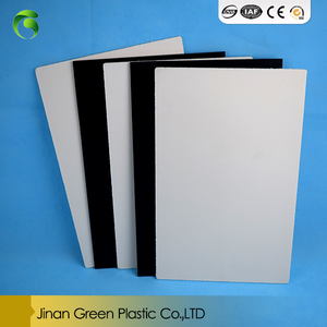 Green hot sale black pvc foam sheet/board high density 2mm 3mm 4mm 5mm 6mm thickness