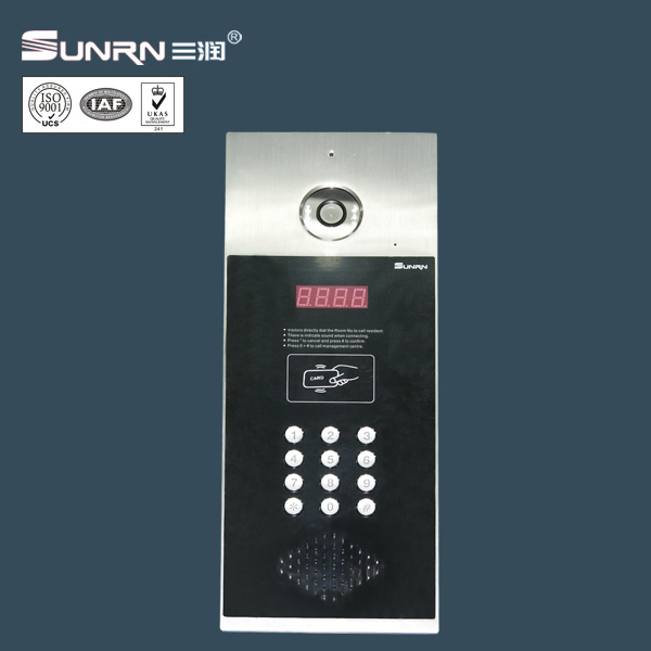 Apartment Building Entry Systems building intercom door entry system multi apartments building