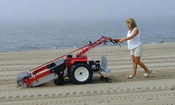 Small Beach Cleaning Machine Hand Type Machines