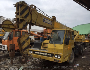 original japan used tadano heavy equipment 20ton crane , Used construction equipment,Tadano used crawler crane 20T