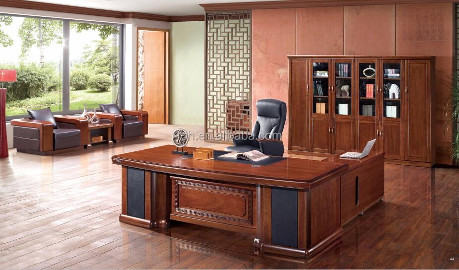 Moderne bürogestaltung  China Moderne Bürogestaltung Layout/ausführender Nussbaum ...