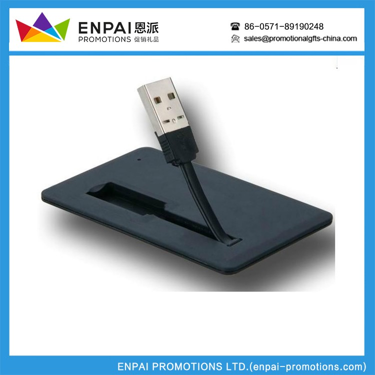 China Wholesale Market Agents usb flash drive special design Promotion ultra slim card usb flash drive