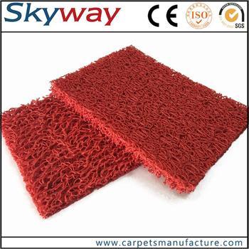 Anti Slip Pvc Floor Mat Price Of Plastic Carpet