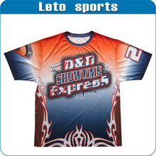 custom youth tees design sublimated t shirt graphic