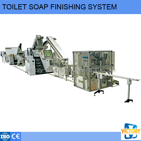 Soap making production line