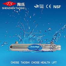 14W UV water Sterilizer / RO spare parts UV purifier
