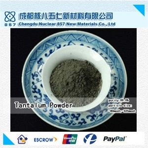 hot sale tantalum powder with high purity
