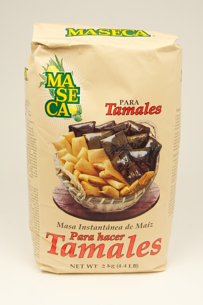 Maseca Instant Corn Masa Mix for Tamales