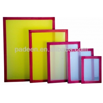 Normal Size Different Profiles Screen Printing Plate Aluminum Frame ...