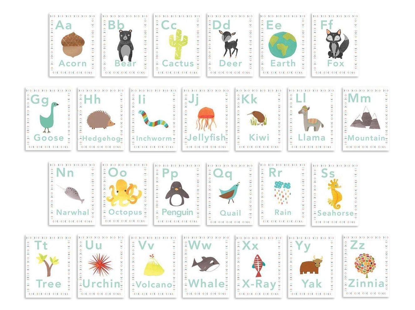 Alphabet Wall Decor Nursery Find
