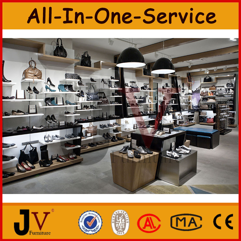 Shop Furniture Direct: Factory Direct Shoe Store Furniture For Shoes Showroom