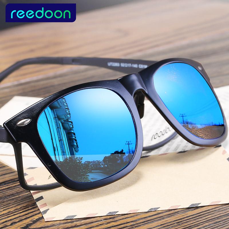 d430ff88874 Eyeglasses Frame Sunglasses Clip Brand Polarized Lens Men Women Coating  Myopia Clip Sun Glasses Night