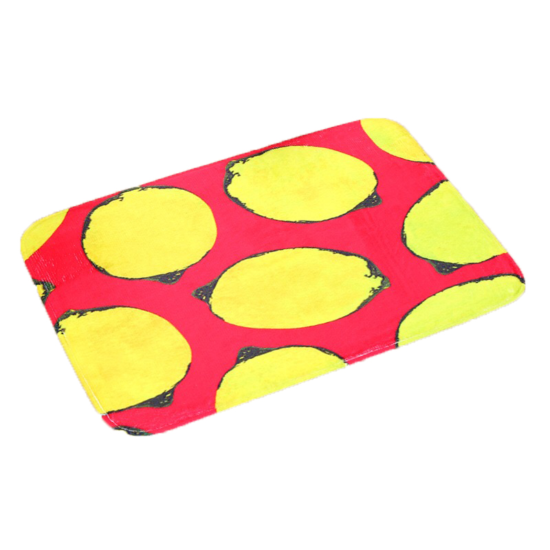 2018 new design Customize Anti Slip Foot Bath Mat with Washable Cover