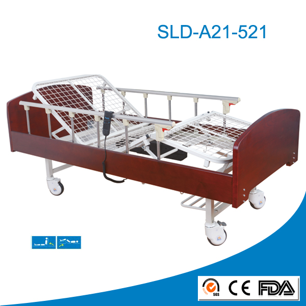 medical hospital bed linak motor, motor test bed, china factory supplier electric folding beds