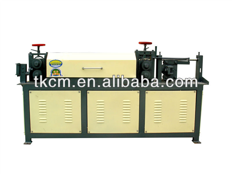 Hot sale!! Automatic CNC GTQ5-12B wire straightener and cutting machine