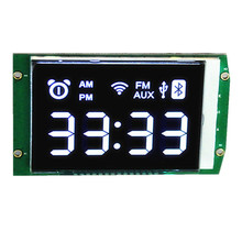 Display LCD segmento VA <span class=keywords><strong>Negativo</strong></span> 4 7 Dígitos Display LCD Segmento