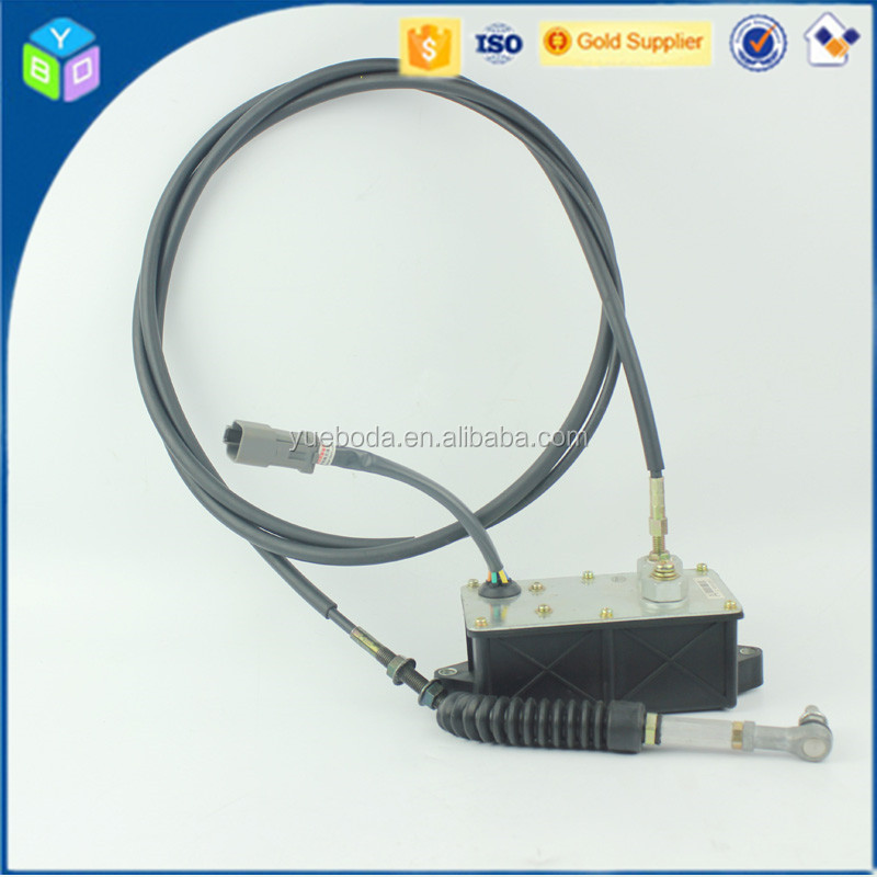 R215-7C R220-7 Excavator Throttle cable 21EN-32220