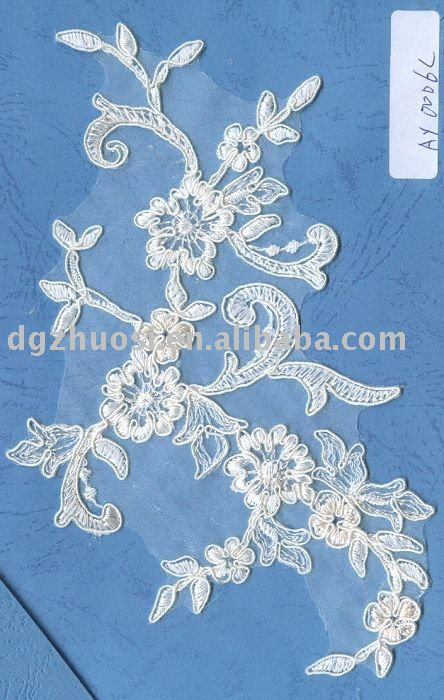 bridal lace/lace/decorated lace