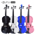 Wholesale Price  High Quality Colorful High-gloss 4/4 Violin With Hot Sale