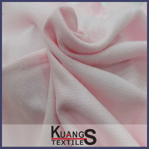 100 cotton single jersey knitted fabric