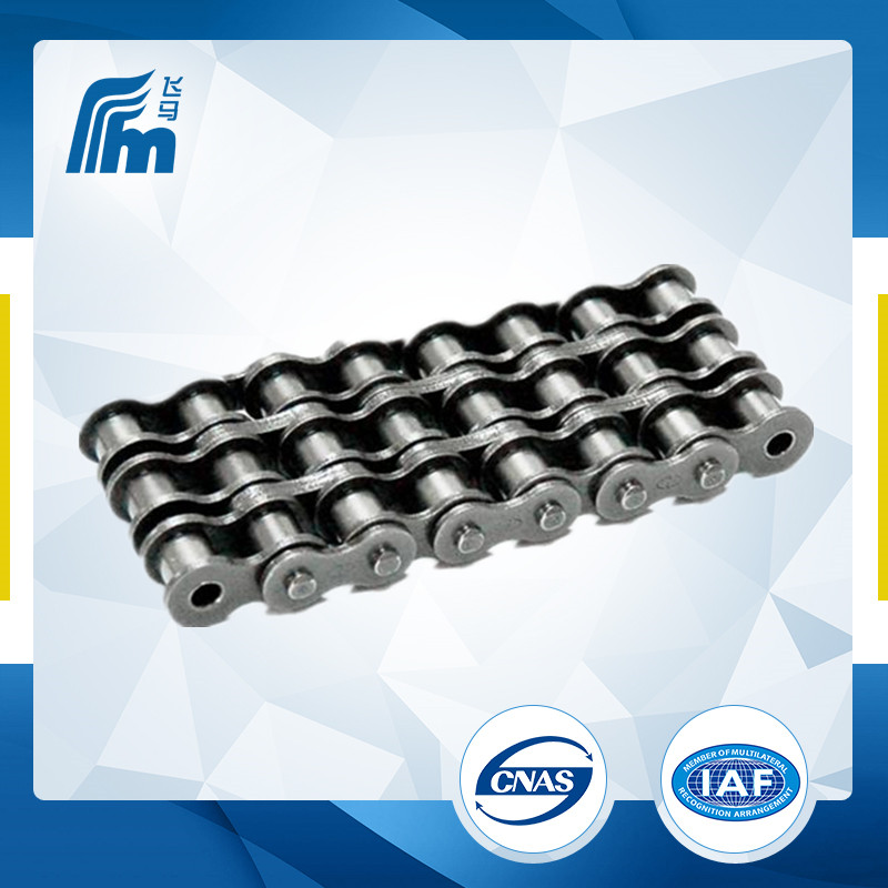 08B-3 over loaded curved plate roller chain,(B series) straight side plate roller chain