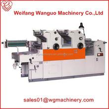 Digital Offset Machine Printing, Digital Offset Machine Printing