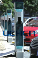 electric car connector/uchen charging cable/electric car battery charging station