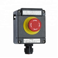 IECEX and ATEX certified explosion-proof plastic emergency switch box