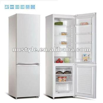 BCD 270 Double Door Refrigerator, Bottom Freerzer Refrigerator, Down Freezer  Refrigerator