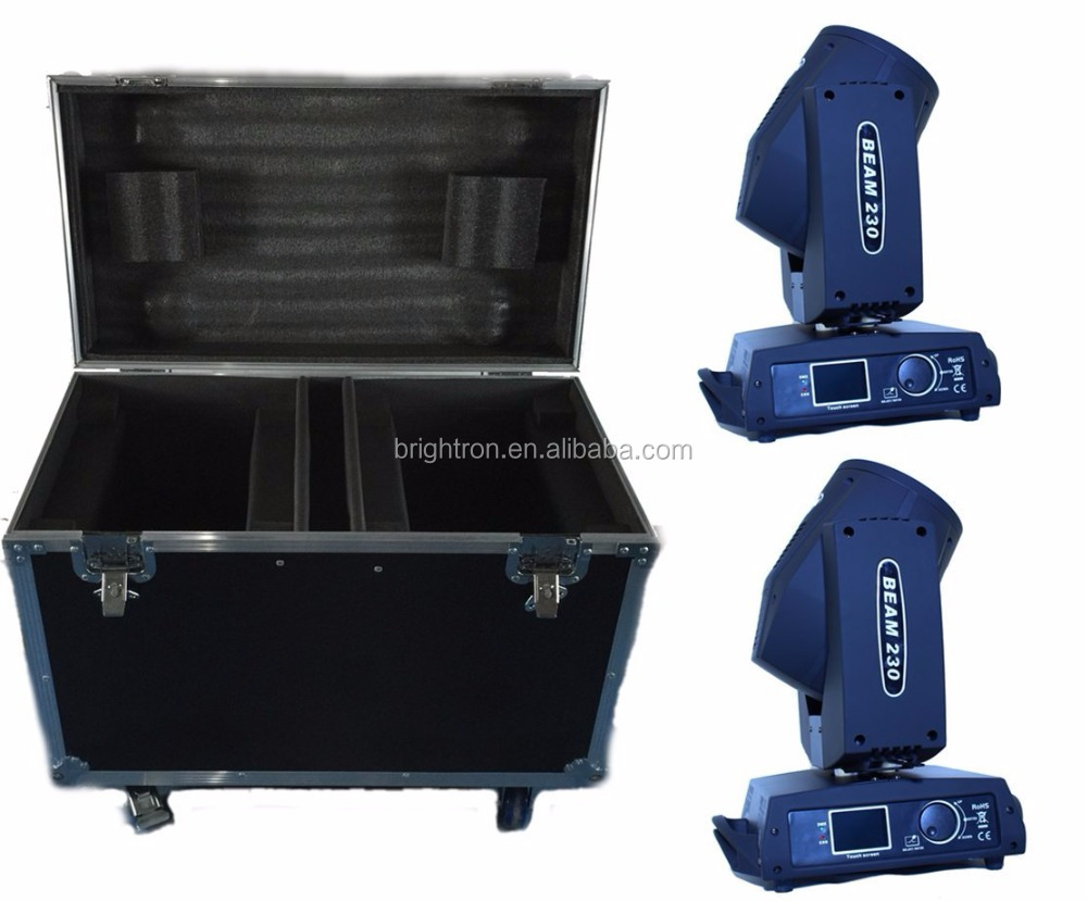 Beam Moving head flight case for 2r 5r 7r 10r 15r