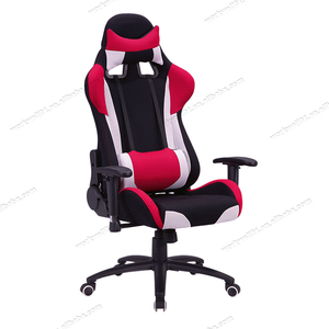 Fashion design adjustable gaming chair footrest
