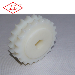 820 split Nylon Plastic Sprockets Gear for conveyor chain