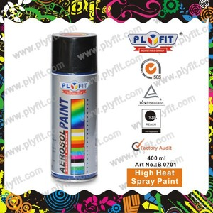 Cheap Glass Coating Acrylic Heat Resistant Paint Spray