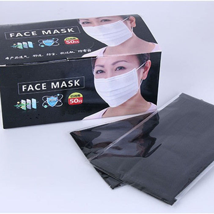 disposable charcoal mask