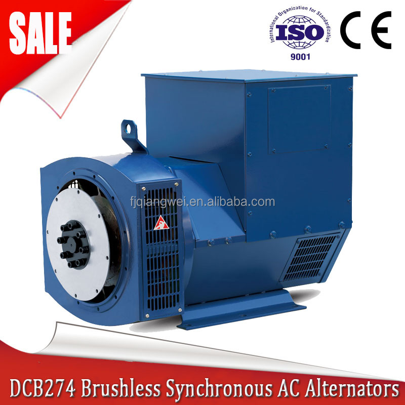 Diesel engine electric brushless st single pahse stc three phase generator starter dynamo power 4kw alternator ac