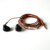 Wired Stereo Quality Wooden Mobile Earphone Handfree Headset Headphones Earphones for Samsung iPhone