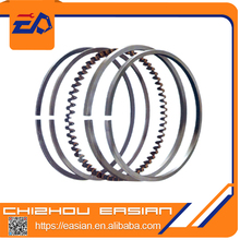 genuine spare parts MITSUBISHI Truck 4D34 piston ring set OE ME997237 RIK 20941 with 104mm diameter