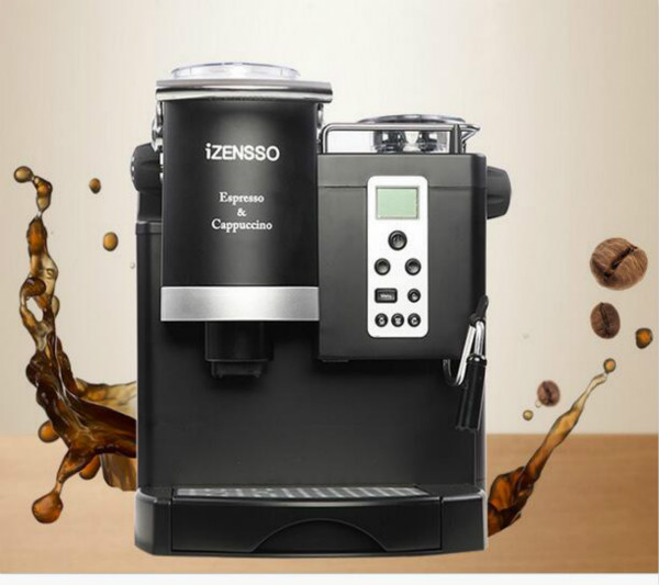 2016 New Item Cappuccino Espresso Coffee Maker Or Coffee Machine for hotel / Personal